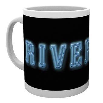 Taza Riverdale Logo On Black