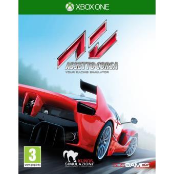 Assetto Corsa (xbox One) [importación Inglesa]