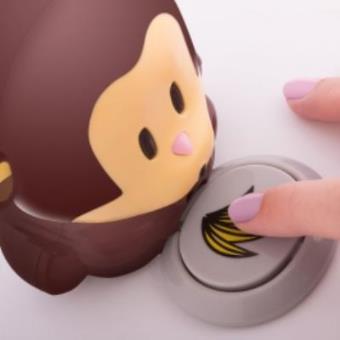 Secador de Uñas Portátil Mono