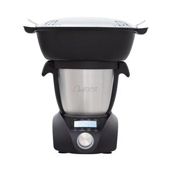 Robot de Cocina Inteligente CHEFBOT COMPACT Negro + VAPORERA