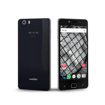 Smartphone Wolder Wiam 71
