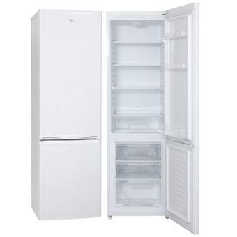 Frigorífico combi Jocel JC-301L, 301L A++ Blanco nevera y congelador
