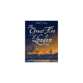 Juego de mesa Medusa Games Great fire of London 1666 - tercera edicion