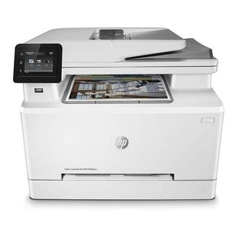 Impresora Multifuncion Laser Color Hp Laserjet Pro M282Nw