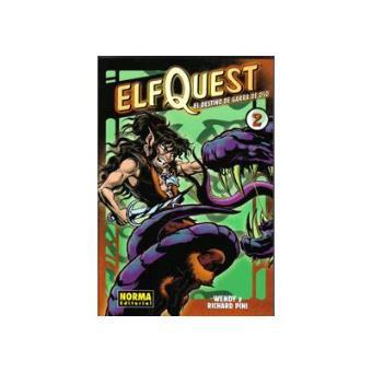 Elfquest # 2: El Destino de Garra de oso