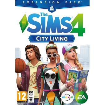 The Sims 4: City Living Expansion Pack (pc Dvd) [importación Inglesa]