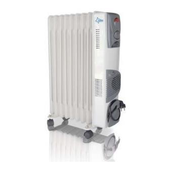 Suntec Heat Safe 2020 Radiador 850 W Gris//Plata