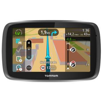 "Navegador GPS Tomtom pro 5250 Truck Portátil/fijo 5"""" LCD Pantalla Táctil 229g Negro"