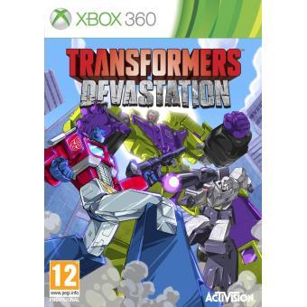 Transformers Devastation (xbox 360) [importación Inglesa]