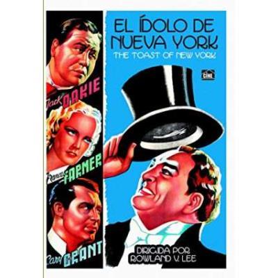 El Ídolo de Nueva York [dvd]