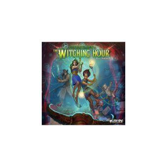 Juego de mesa Wizkids Games Approaching dawn: the witching hour
