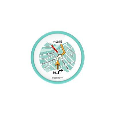 "Navegador GPS Tomtom vio Fijo 2.4"""" Pantalla TĂĄctil 310g Verde"