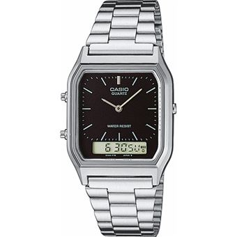 ebb328ca4d82 CASIO profesionalizando reloj digital aq-230a - 1DMQYES (moda ...