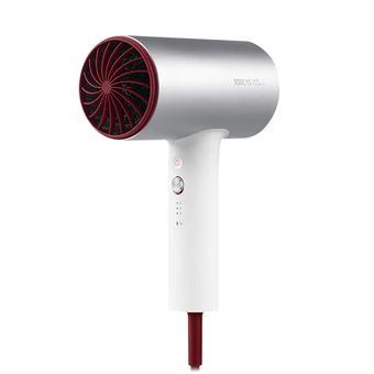 Secador de Pelo Eléctrico Xiaomi Mijia Soocas H3 1800W Iones Negativos Profesional Hair Dryer con 3 Modos de Temperatura, Plata