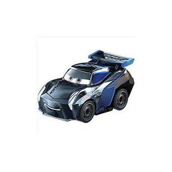 Cars Mini Racers, jacson storm metalico