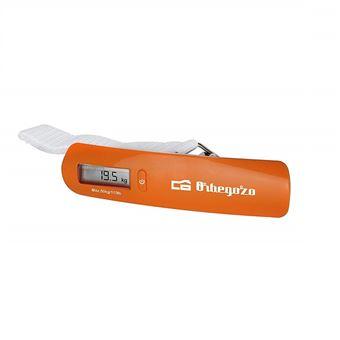 Peso para equipaje Orbegozo PC 4100, pantalla LCD, hasta 50 KG