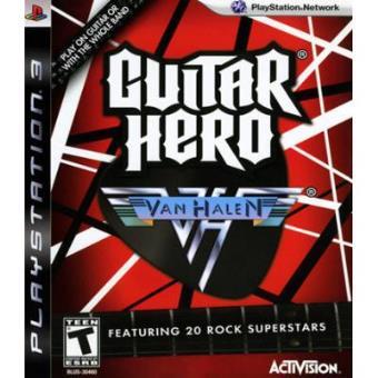 Guitar Hero Van Halen - PS3  [Importación Francesa]