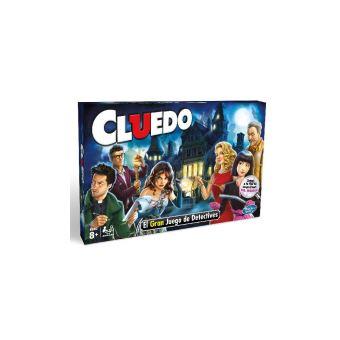 Hasbro Gaming - Juego en familia Cluedo