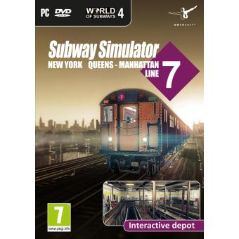World of Subways 4 - new York (pc Dvd) [importación Inglesa]
