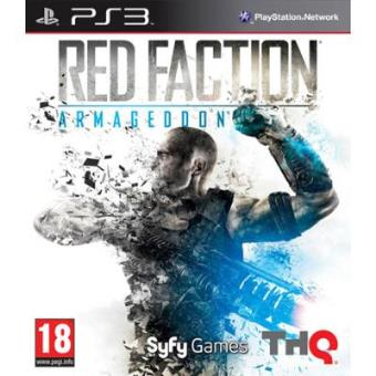 Red Faction Armageddon - PS3 [Importación  inglesa]