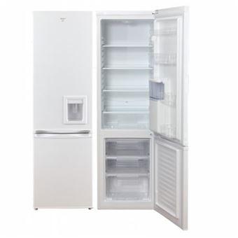 Frigorífico combi Jocel JC-350LD, 244L A+ Blanco nevera y congelador