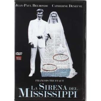 La Sirena del Mississippi DVD 1969 la Sirene du Mississippi
