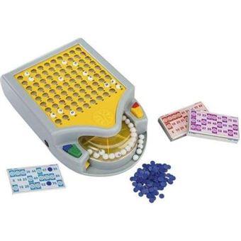 Lotería bingo eléctrica
