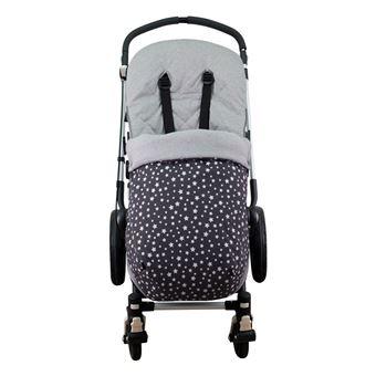 Saco universal Janabebé para silla de coche de Algodón Winter Sky