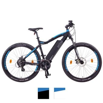 """Bicicleta eléctrica de montaña NCM Moscow 29"""" Negro"""