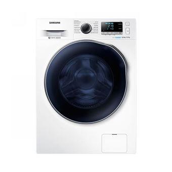 Lavadora secadora Samsung Serie 6 WD80J6A10AW/EC 8kg 1400rpm