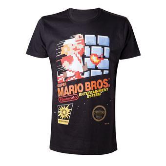 Camiseta Nintendo Super Mario Joystick M