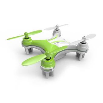 SILVERLIT - Drone de control remoto NanoXCopter - 6 CM - Verde