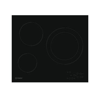 Vitrocerámica Indesit RI360c 3 zonas de cocción