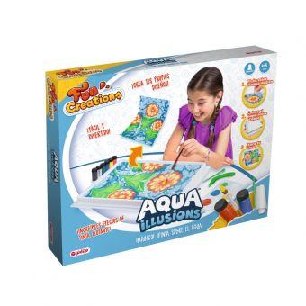 Juego de mesa Ludilo Aqua Illusions