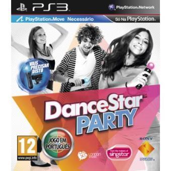 Dancestar Party Move - PS3  [Importación Portuguesa]