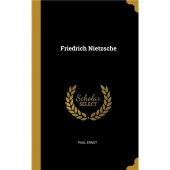 Serie ÚnicaFriedrich Nietzsche HardCover