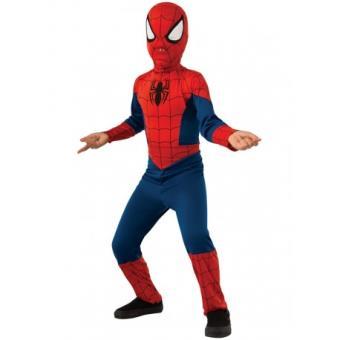 Disfraz Ultimate Spiderman clásico para niño Original - Talla - 8-10 años