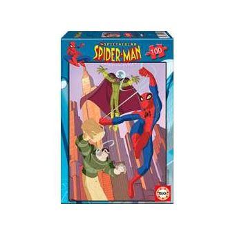 Puzzle 100 spectacular Spiderman