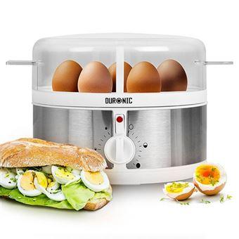 Cocedor de huevos Duronic EB35 eléctrico 350W