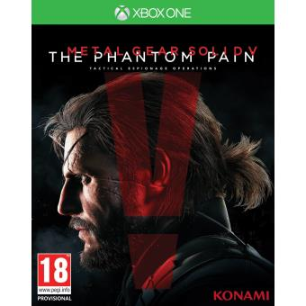 Metal Gear Solid v: the Phantom Pain - Standard Edition (xbox One) [importación Inglesa]