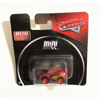 Cars Mini Racers, rayo mcqueen metaliza