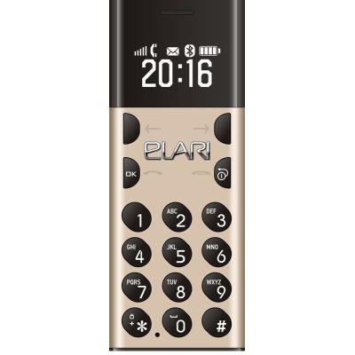 Telefono movil  NanoPhone Gold