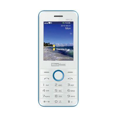 MOVIL SMARTPHONE MAXCOM CLASSIC MM136 BLANCO/AZUL