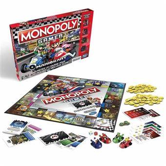MONOPOLY - Gamer Mario Kart - Juego de mesa