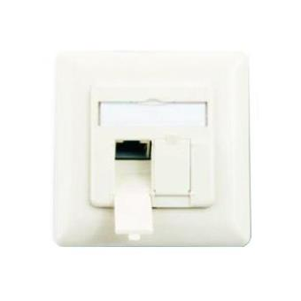 M-Cab CAT 6 Surface Modular Outlet