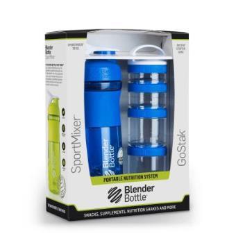 BlenderBottle Combo Pak - bidón / botella de agua