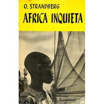 Africa inquieta 1ªedición