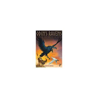 Juego de mesa Osprey Games Cuervos de Odin