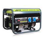 Grupo electrógeno de gasolina 2200W 2 x 230V 1 x 12V generador eléctrico Varan Motors 92509