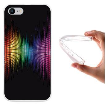 carcasa iphone 7 arcoiris